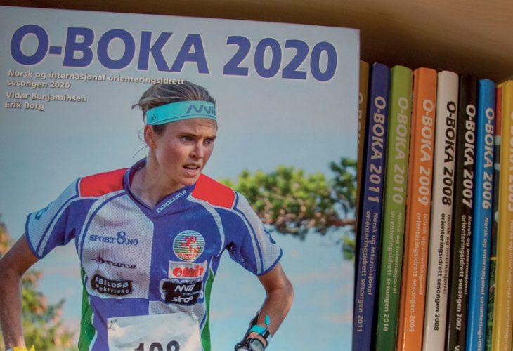 EN GOD UTGAVE: En av sesongens desiderte profiler pryder den 18. utgaven av O-boka. I et år da coronakrisa har lammet store deler av aktivitetene, er det blitt en god utgave.